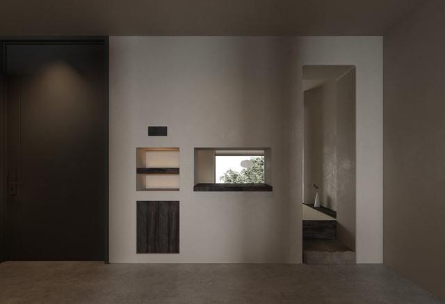 认识万磊墙面微水泥—低调的奢华 简约且时尚
